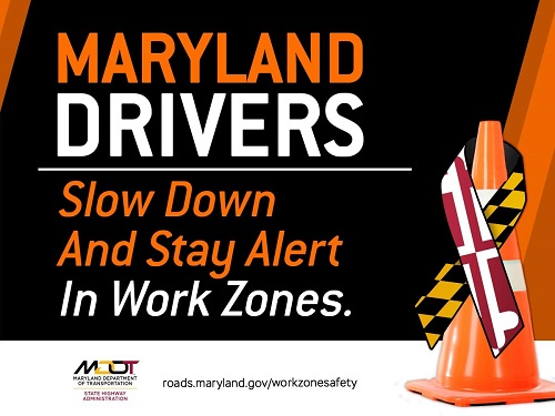 Work Zone Safety graphic #2