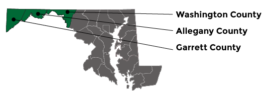 Map of District 6