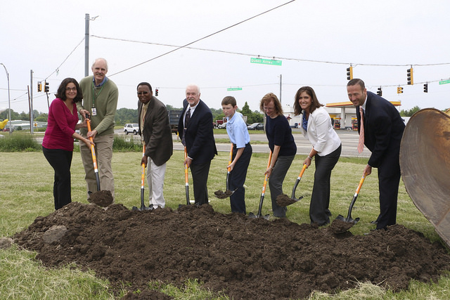 MD 404 Groundbreaking Project