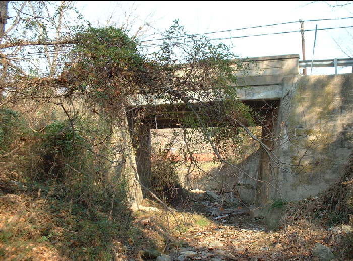 MD 478 (Knoxville Road) Bridge over a branch of the Potomac River will be replaced