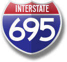 Interstate 695
