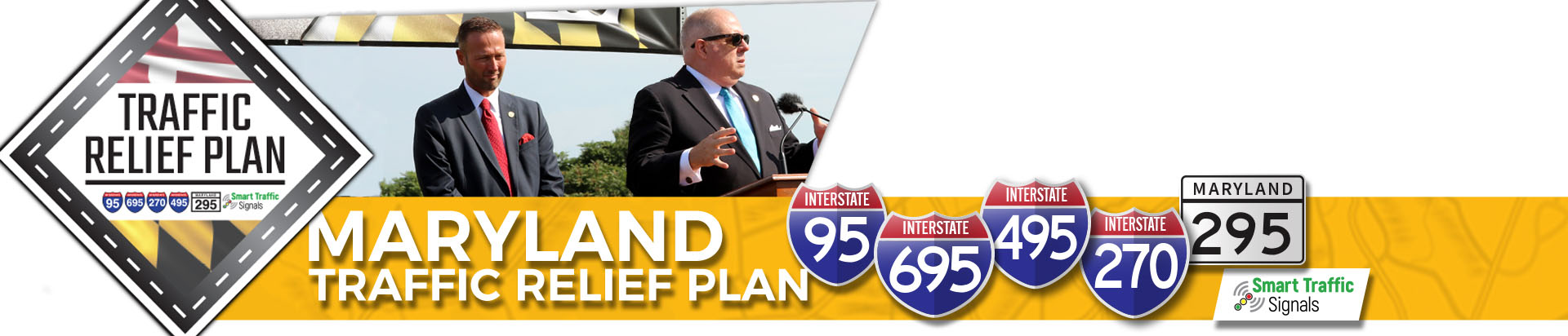 Maryland Traffic Relief Plan