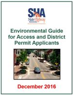 SHA Environmental Guide for Access & District Permit Applicants