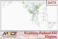 roadway federal aid eligible