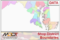 shop district boundaries