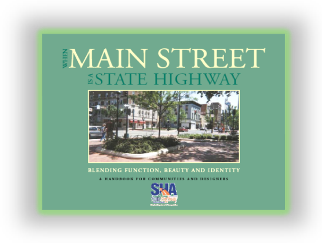 Click to view When Main Street is a State Highway