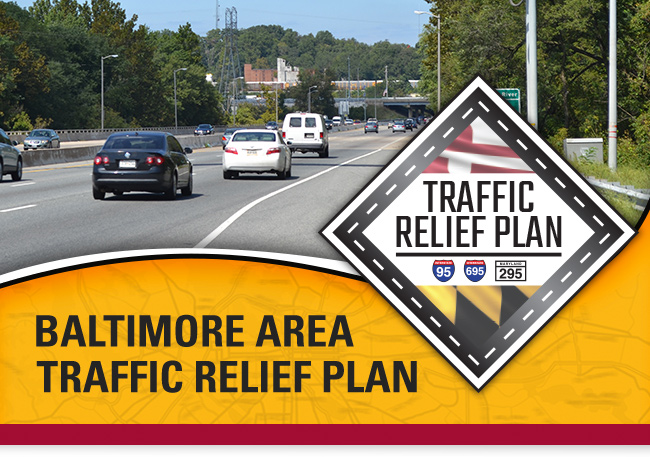 Baltimore Area Traffic Relief Plan